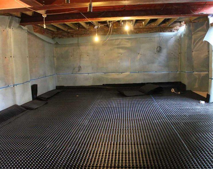 Process of Basement Waterproofing