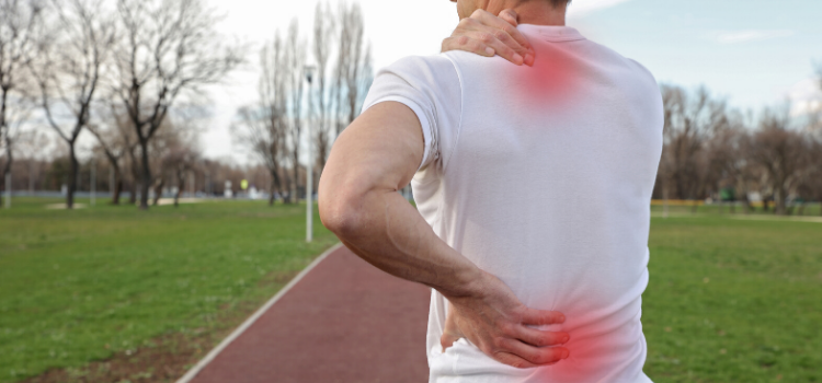 5 Tips for Back Pain Relief
