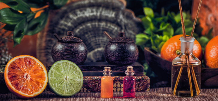 How Terpenes and Aromatherapy Help You