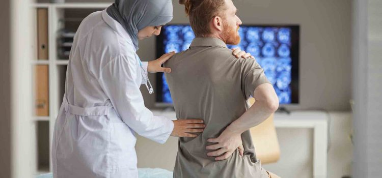 5 Causes of Lower Back Pain