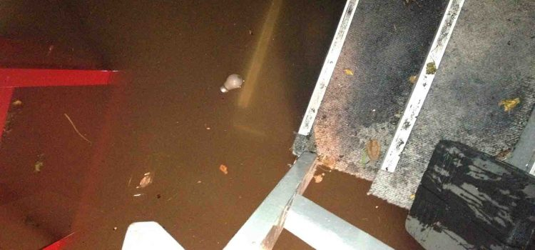 The Causes of Basement Flooding